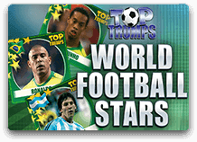 Top Trumps World Football Stars играть в казино Вулкан
