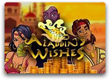 Aladdin's Wishes – играть бесплатно и без регистрации
