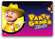 Party Games Slotto – играть бесплатно и без регистрации