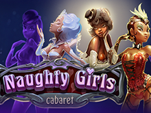 Играть в Naughty Girls Cabaret
