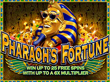 Играть в Pharaoh's Fortune